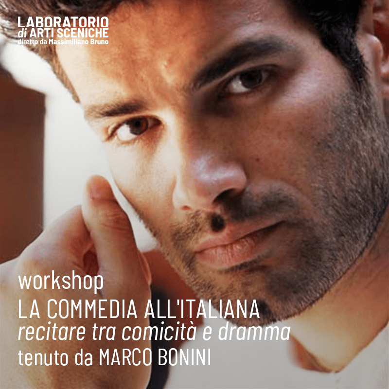 Marco Bonini Workshop