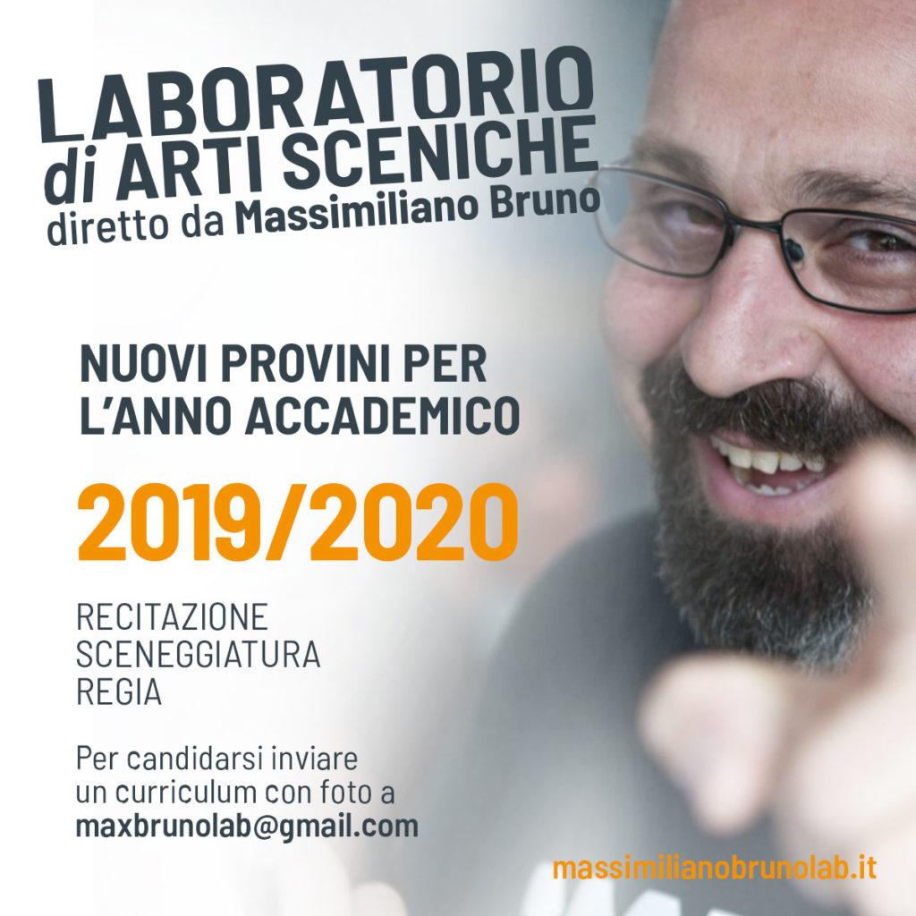 Audizioni 2019/2020
