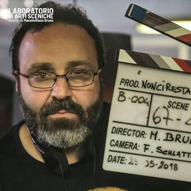 Workshop di Recitazione Cinematografica Acting for Camera con Massimiliano Bruno