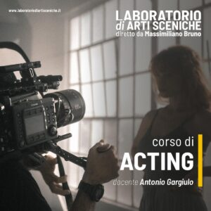 Corso di Acting